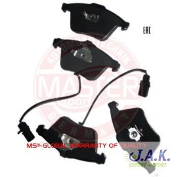 klocki hamulcowe AUDI A4 / A6 / A8 roczniki 01 - 11r. / SEAT EXEO