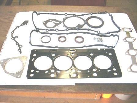 kompletny zestaw uszczelek silnika DACIA LOGAN / NISSAN ALMERA / RENAULT CLIO / KANGOO / MEGANE / THALIA 1,5DCi