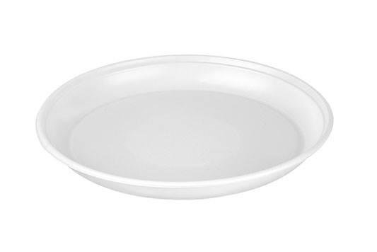 10-Talerz plastikowy śr. 17cm a'100 k/40