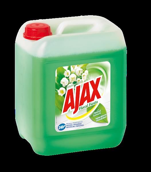 28-Ajax uniwersalny 5L zielony konwalia