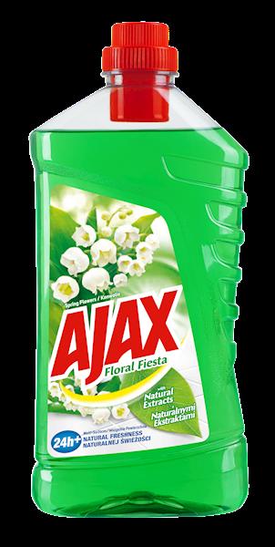 28-Ajax uniwersalny 1L konwalia zielony k/12