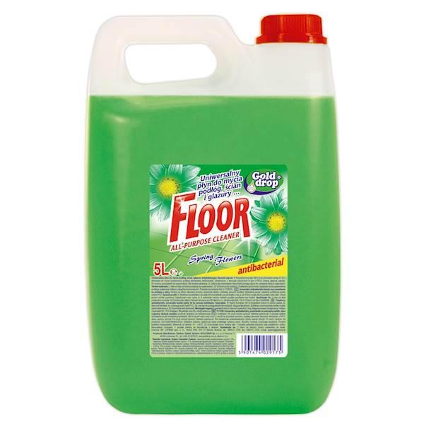 37-Płyn uniwersalny Floor 5L kw.wiosny zielony