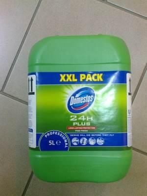 28-Domestos wc płyn 5L zielony