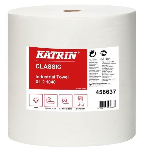 Katrin czyściwo classic XL 2 1040 listków a'2