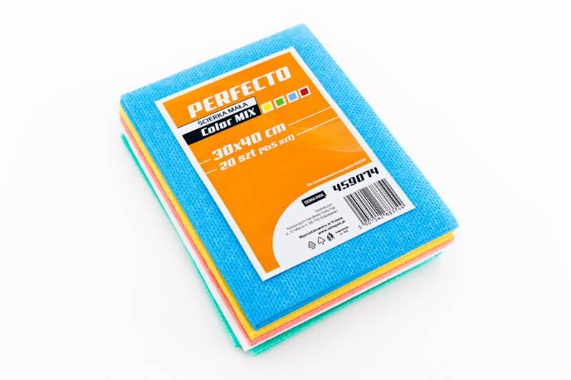 OD-Ścierka Perfecto 30x40 mix kolor a'20 k/40