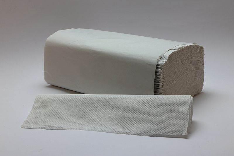 44-Ręcznik ZZ Standard biały 25g /4000