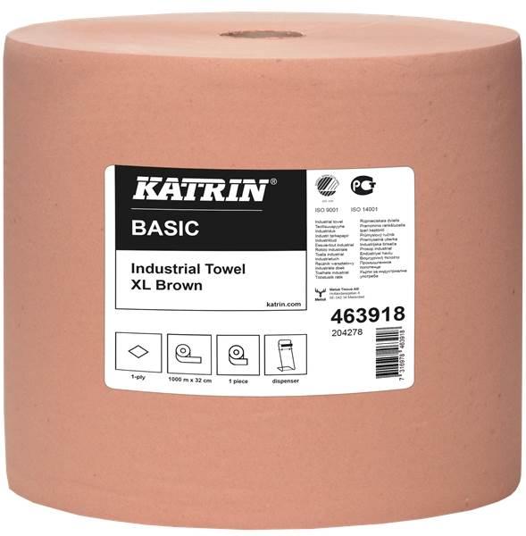Katrin czyściwo basic brown XL w/1