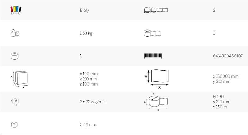 Katrin ręcznik classic system 160mb w/6
