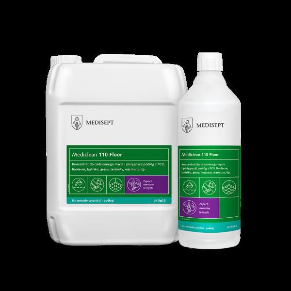 48-Mediclean MC-110 5L mycie podłóg Owoce leśne