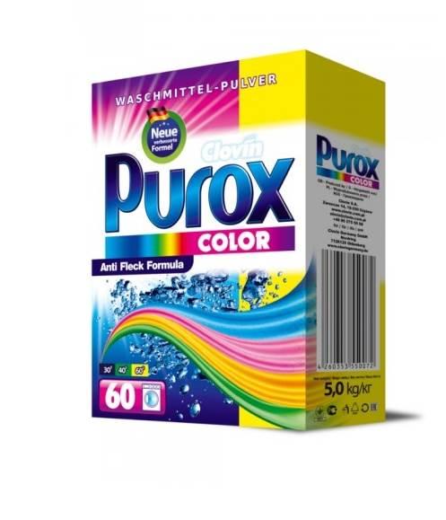 28-Clovin Purox proszek 5kg kolor karton