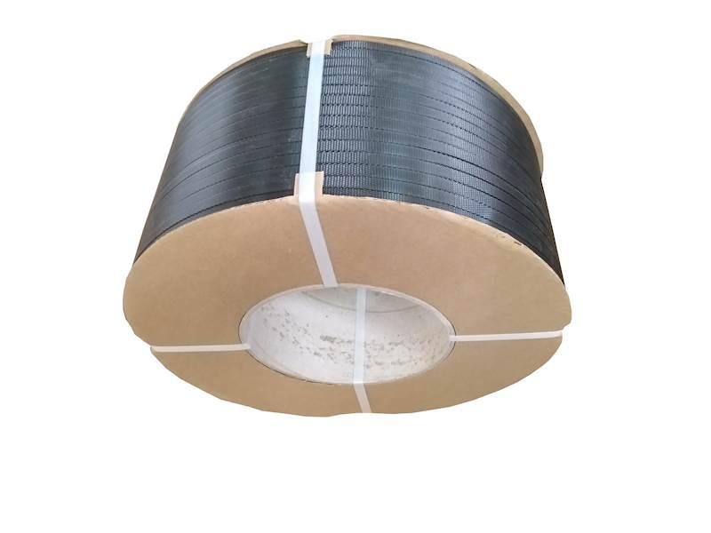 45-Taś.PP.spin.12x0,6mm Czarna /2800m /D