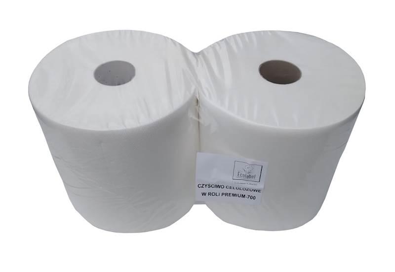 36-Czyściwo białe celulozowe 2w a'2 Premium 700