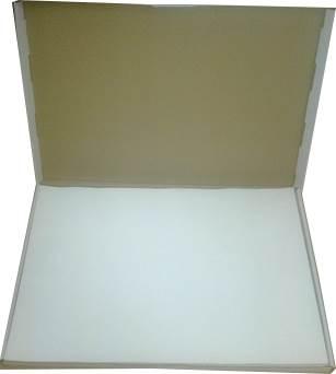08-Papier 2str. silikonowany biały 40x60cm k/500