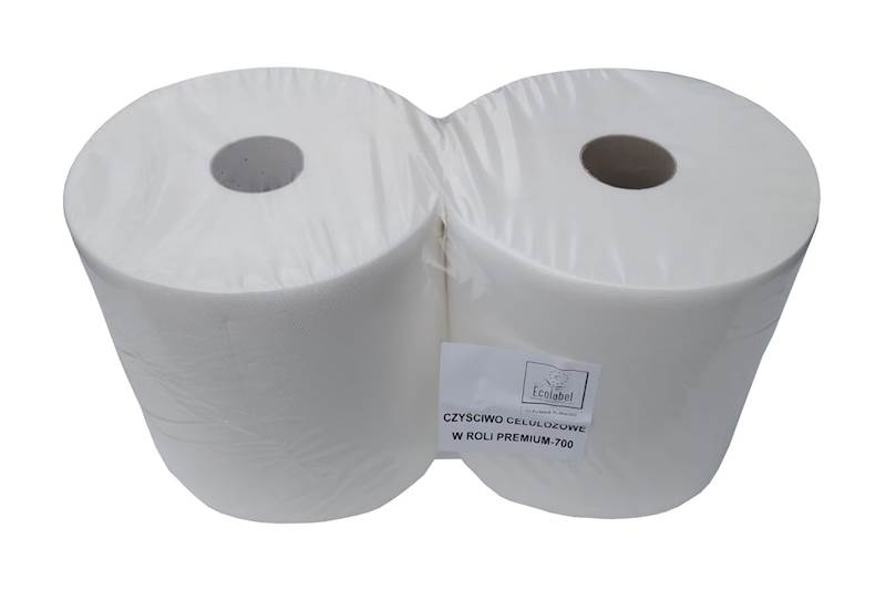 36-Czyściwo białe celulozowe 2w a'2 Premium 800/16