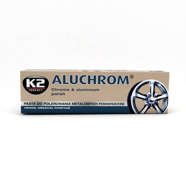 K003 ALUCHROM PASTA DO METALI I CHROMU 120G