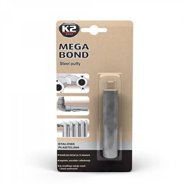 B321 MEGA BOND 60G STALOWA PLASTELINA-EPOXYD