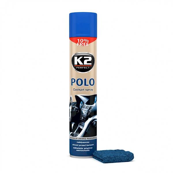 K407LAO POLO COCPIT 750ML.LAWENDA DO NABŁYSZCZANIA