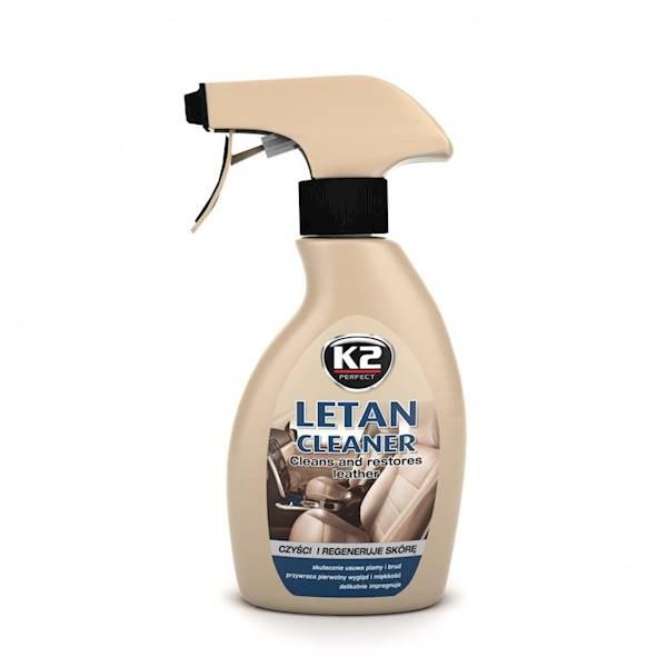 K204 LETAN CLEANER 250 ML ATOMIZER CZYŚCI I REGENERUJE