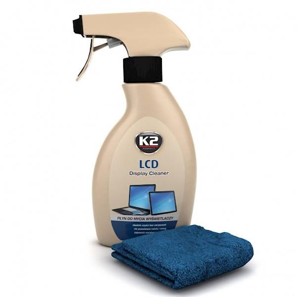K515 LCD DISPLAY CLEANER 250ML. DO CZYSZCZENIA WYŚWIETL