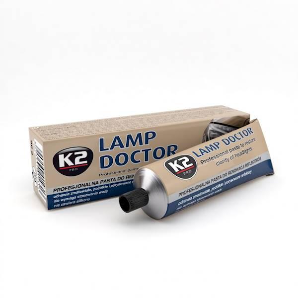 L3050 LAMP DOCTOR 60G PASTA DO REGENERACJI REFLEKTORÓW I KLOSZY