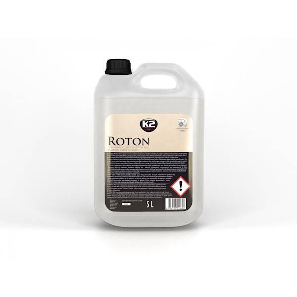 """G165 ROTON płyn do mycia felg z efektem """"krwawienia"""" 5L"""