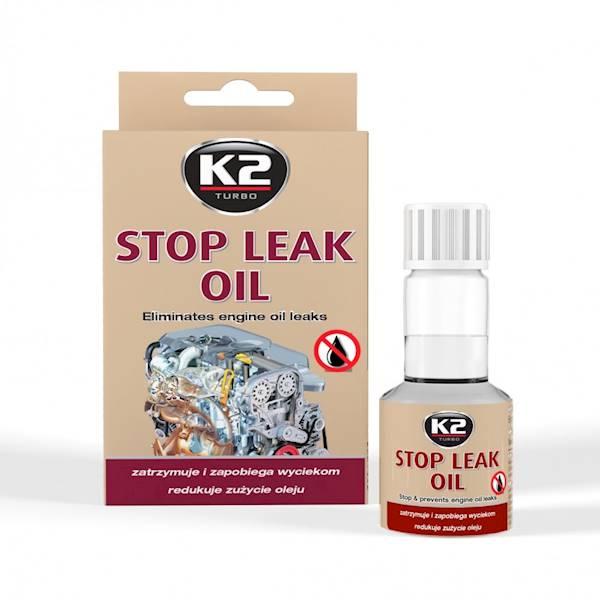T377 STOP LEAK OIL 50ml LIKWIDUJE WYCIEKI OLEJU Z SILNIKA