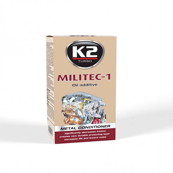 T380 MILITEC-1 250ML.DODATEK DO OLEJU SILN.HI TECH