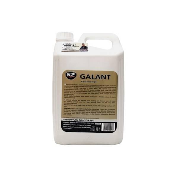 W516 GALANT  5 L. Z POMPKĄ