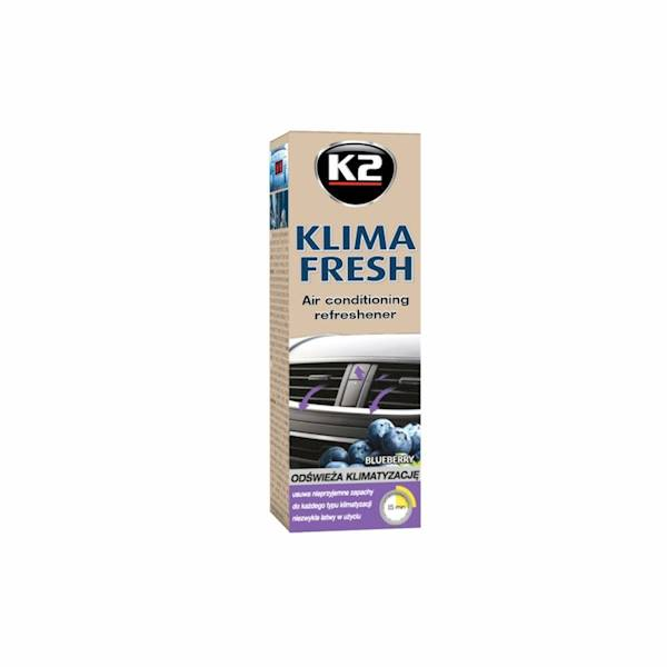 K222BB KLIMA FRESH BLUEBERRY 150 ML