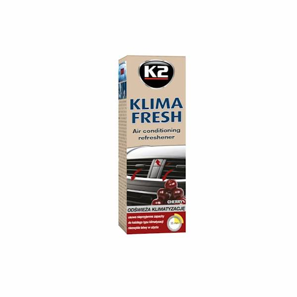 K222CH KLIMA FRESH CHERRY 150 ML