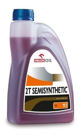 ORLEN OIL 2T SEMISYNTETIC  1L.