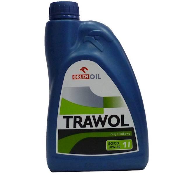 TRAWOL  SG/CD 10W30        1L.