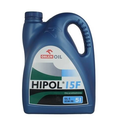 HIPOL 15F                  5L.       GL-5 85W90