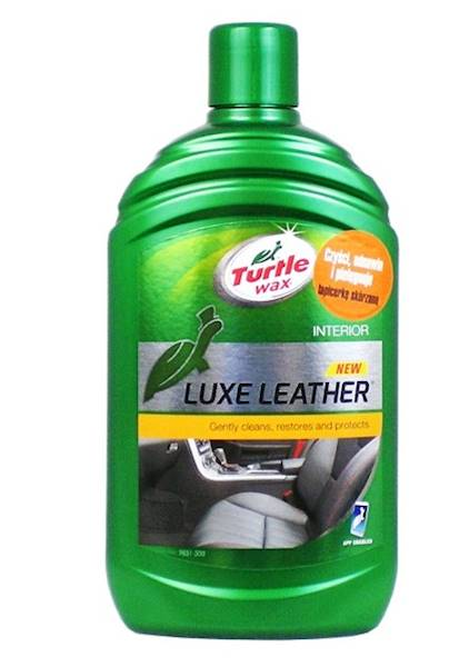 TURTLE LUXE LEATHER - ŻÓŁW MLECZKO DO SKÓRY 500ML