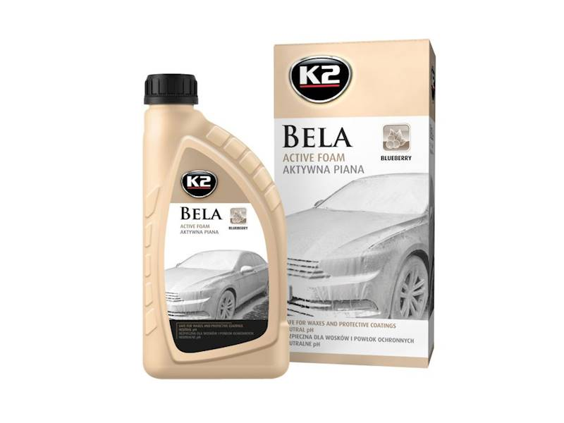 G100BB K2 BELA 1L Blueberry
