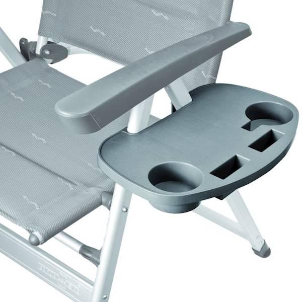Stolik do krzesła kempingowego Mesa - Brunner