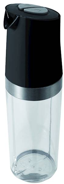 Pojemnik z dozownikami oliwa/winegret - Oliac White&Black