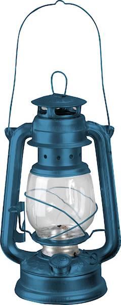 Lampa naftowa kempingowa - West