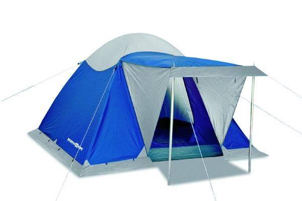Namiot turystyczny dla 3 osób - Hot Run 3