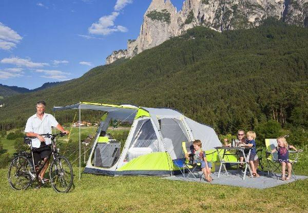 Namiot turystyczny - dla 5 osób Duke Outdoor