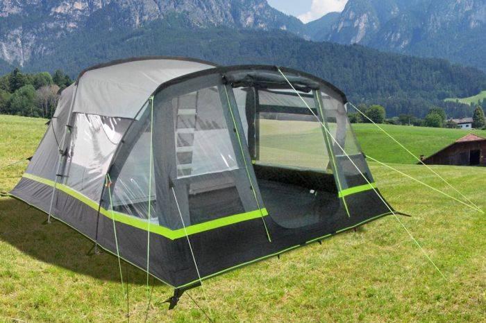 Namiot rodzinny - dla 5 osób Kalynda 5 Brunner