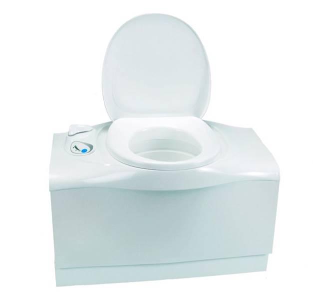 Toaleta kasetowa do zabudowy C402-X R Thetford