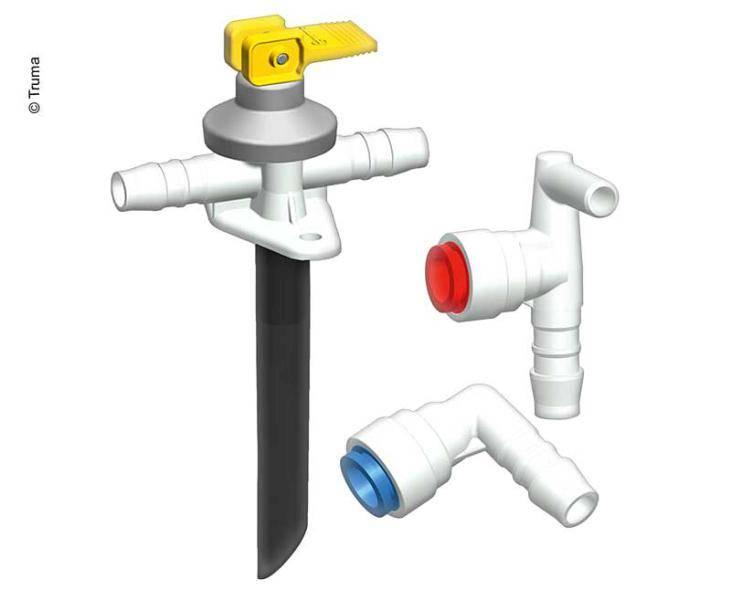 Zestaw wodny ABO TB do kotła gazowego Truma BG10