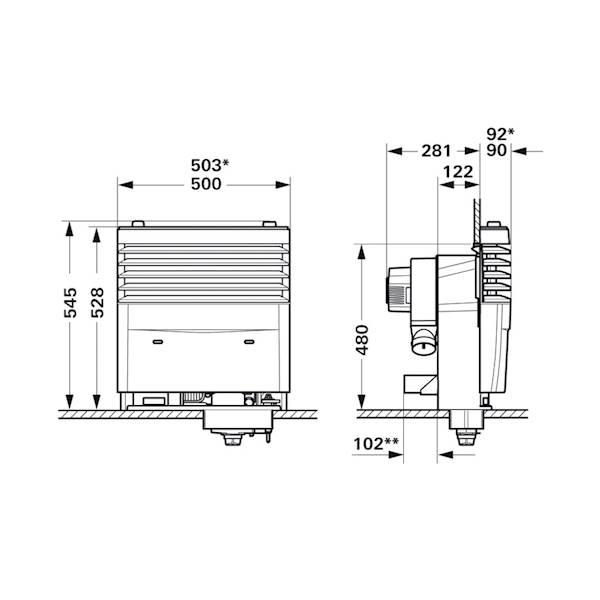 Ogrzewanie Truma S 3004