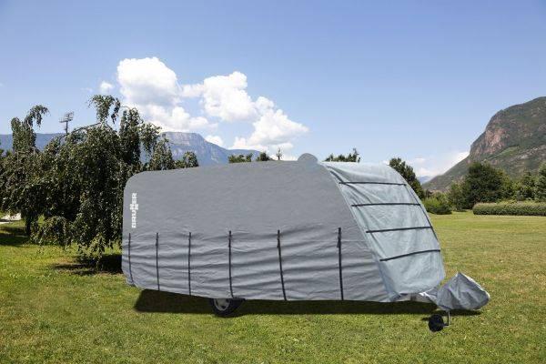 Pokrowiec na przyczepę kempingową - Caravan Cover 400-450