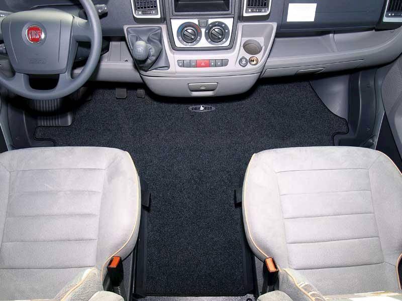 Dywanik do kabiny samochodu - Fiat Ducato od 2007
