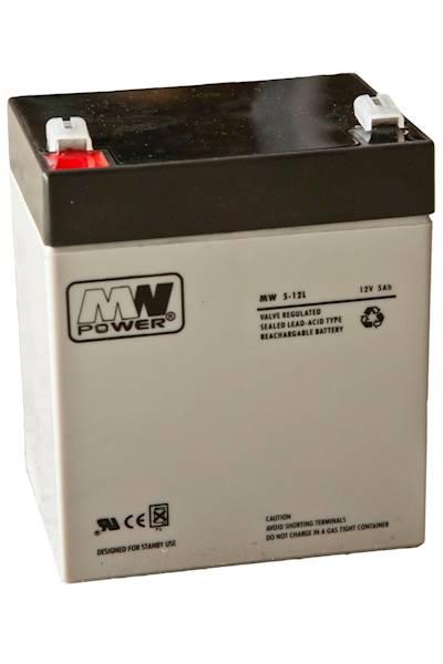Akumulator 12V/5Ah  MPL