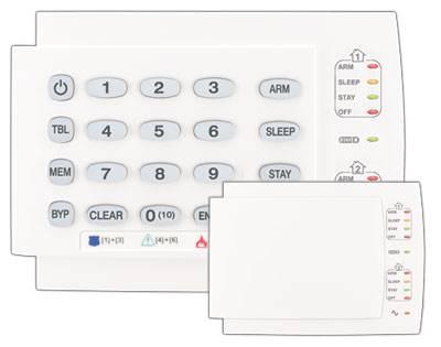 K-10V/H maniplator LED Esprit 10 linii