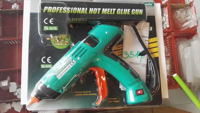 GK-390B 80W pistolet klej