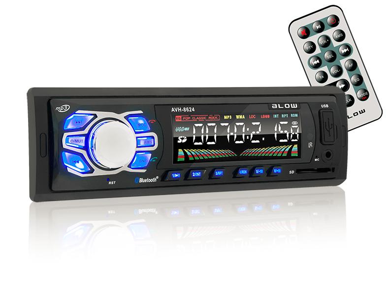 AVH-8624 radio BLOW